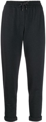 Brunello Cucinelli Slim-Fit Knitted Sweatpants