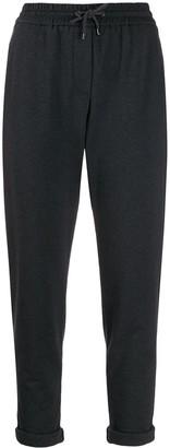 Brunello Cucinelli Slim-Fit Knitted Sweatpants