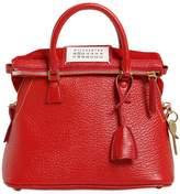 Maison Margiela Mini 5ac Leather Top Handle Bag