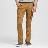 Mossimo Men's Cargo Pants Khaki