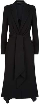 Roland Mouret Wool Hollywell Coat