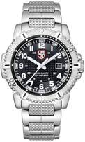 Luminox Men's Mariner 6252 Stainless-Steel Swiss Quartz Watch
