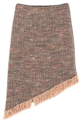 Ganni Midi skirt
