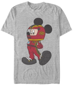 Fifth Sun Men's Mickey Racecar Short Sleeve T-Shirt
