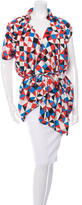 Vivienne Westwood Printed Button-Up Tunic