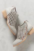 Jeffrey Campbell Basket Weave Booties
