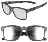 Oakley Men's Catalyst 56Mm Sunglasses - Grey