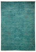 "Solo Rugs Vibrance Collection Oriental Rug, 4'3"" x 5'10"""