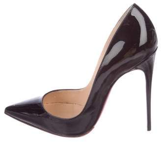 Christian Louboutin Pigalle Pointed-Toe Pumps