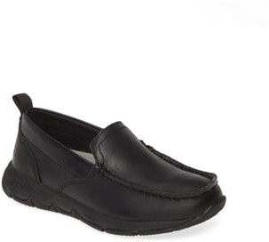 Hush Puppies School Moccasin Field Loafer