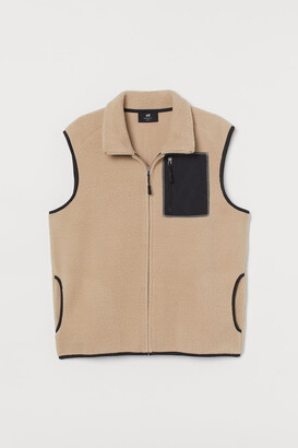 H&M THERMOLITE Vest - Beige