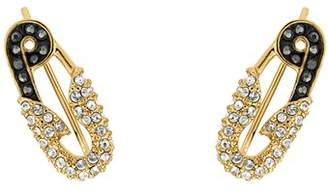 Karl Lagerfeld Paris Safety Pin Ear Crawlers