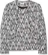 Damart Women's Milano Bicolore Suit Vest,XXL