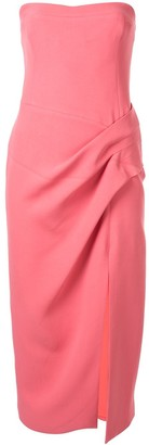 Manning Cartell Australia Hit Predictor strapless dress