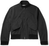 Acne Studios - Mito Brushed-twill Harrington Jacket