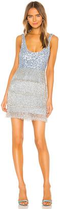 NBD Snow Embellished Mini Dress