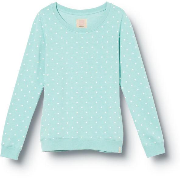 Quiksilver Polka Dot Crew Sweater