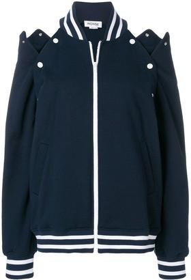 Monse cut-out shoulder bomber jacket
