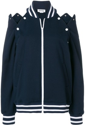 Monse Snap Sleeve Track Jacket