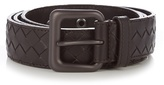 Bottega Veneta Interecciato leather 3.5cm belt