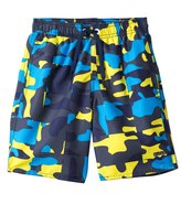 Arena Kids' Camouflage Long Bermuda Swim Trunk 8127931