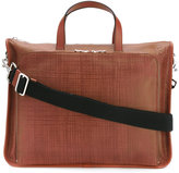 Loewe laptop case with removable shoulder strap - men - Calf Leather/PVC - One Size