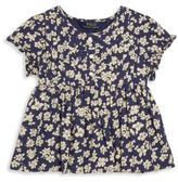 Ralph Lauren Toddler's, Little Girl's & Girl's Floral Tee