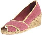 Lauren Ralph Lauren Women's Cecilia II Espadrille Wedge Sandal, 9.5 B US