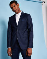 Debonair Wool Suit Jacket