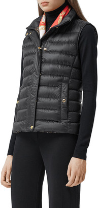 Burberry Sutherland Lightweight Quilted Vest