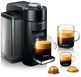 Nespresso Evoluo Single Black by De'Longhi