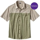 Patagonia Men's Clean Color Short-Sleeved Shirt