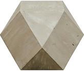 CFC Icosahedron Side Table - Natural