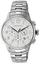 Morellato SQG004 - Gents Watch - Analogue Quartz - Silver Dial - Chronograph - Steel Strap