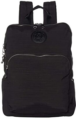 Kipling Sohi Laptop Backpack (Black Dazz) Backpack Bags