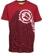 DuFFS Boys Pillar of Ds T-Shirt Red