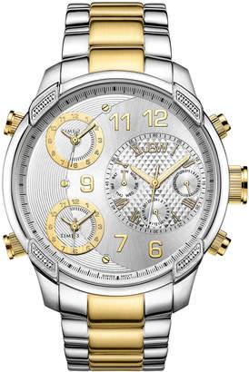 JBW J6248M Two-Tone G4 Diamond Watch