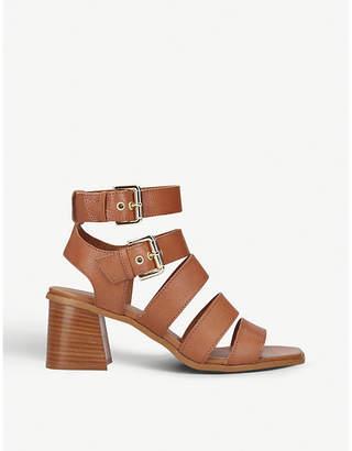 Carvela Astute leather heeled sandals