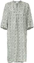 Christian Wijnants floral print shift dress