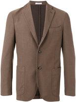 Boglioli pocket front blazer - men - Cotton/Polyamide/Spandex/Elastane/Cupro - 48