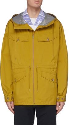 Nanamica 'Cruiser' GORE-TEX hooded flap pocket jacket