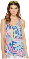 Lilly Pulitzer Luxletic Anisa Tank Top Women's Sleeveless