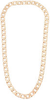 Vita Fede Milos Mini Gold Chain Link Necklace