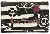 Betsey Johnson Glam Garden Small Trifold Wallet