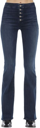 Mother The Hollywood Pixie Flared Stretch Jeans
