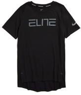 Nike Boy's Elite Shooter Dri-Fit Basketball Shirt