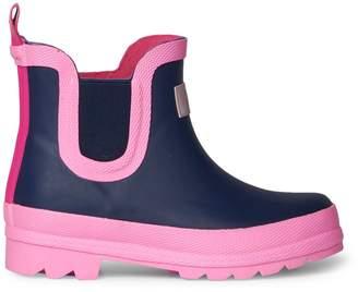 Hatley Kid's Colourblock Rubber Rain Boots