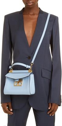 Givenchy Mini Mystic Calfskin Leather Satchel