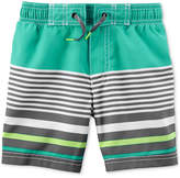 Carter's Striped Swimsuit, Baby Boys