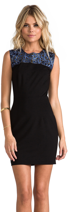 Erin Fetherston ERIN RUNWAY Leni Dress